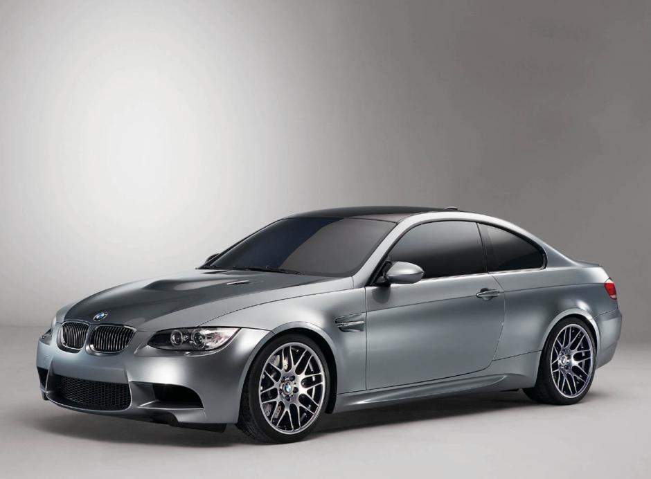Un BMW M3 modelo 2008 también hace falta en la colección de autos del fallecido Paul Walker. (Foto: Internet)