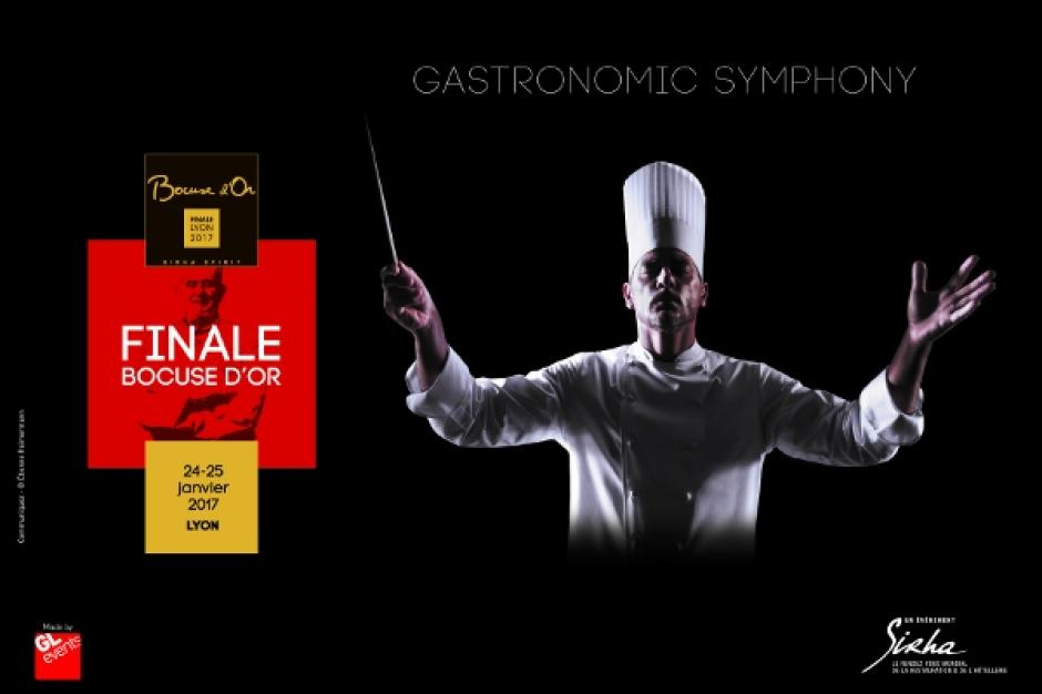 El Bocuse D'or equivale a los Juegos Olímpicos en el ámbito culinario. (Foto: