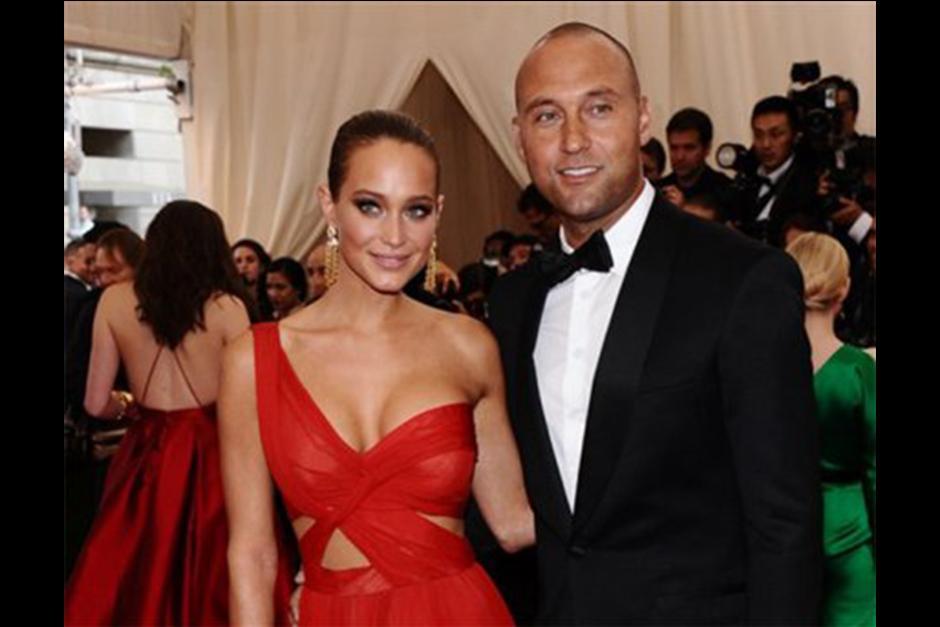 Jeter de 42 años, y Davis, de 26, comenzaron a salir en 2012. (Foto: Archivo)