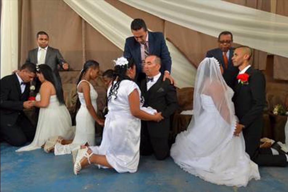 En la boda hubo testigos, anillos, ceremonia religiosa y almuerzo. (Foto: Archivo)