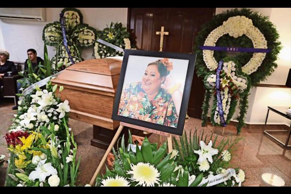 La actriz murió por fallas en el corazón el 15 de septiembre. (Foto: Archivo)