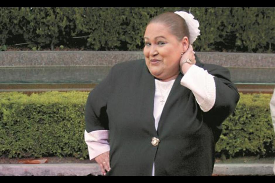 La actriz mexicana participó en programas de tv, telenovelas, series y teatro. (Foto: Archivo)