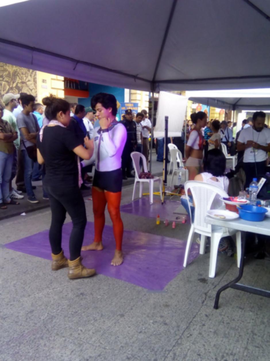 El evento fue un éxito total y contó con mucha afluencia. (Foto: Guate Cultural)