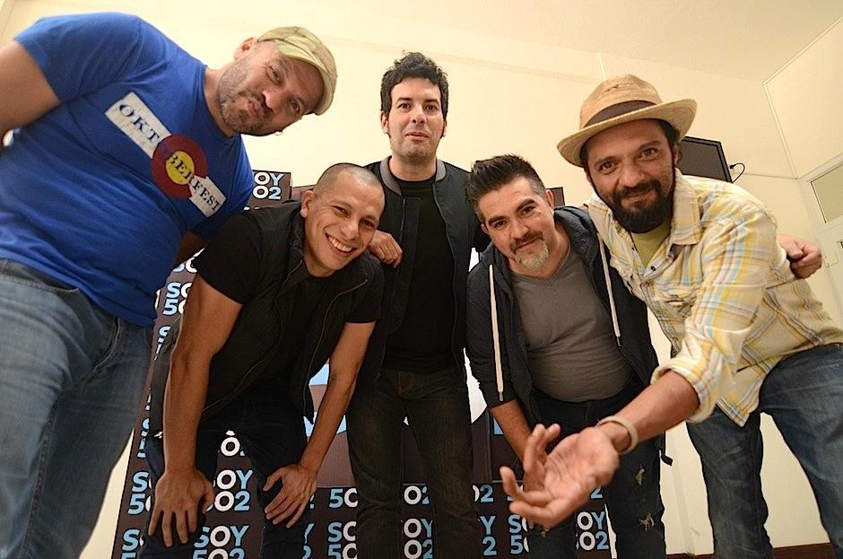 """Bohemia Suburbana es parte del festival """"El Grito"""". (Foto: Selene Mejía/Soy502)"""