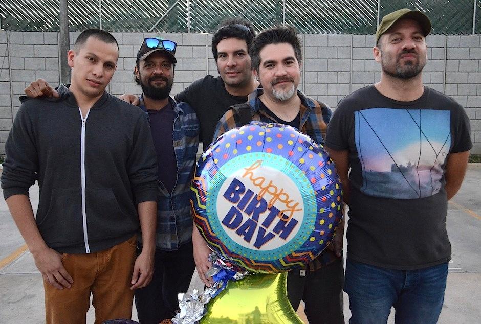 Bohemia Suburbana cumple 24 años de regalarnos buena música. (Foto: Selene Mejía/Soy502)
