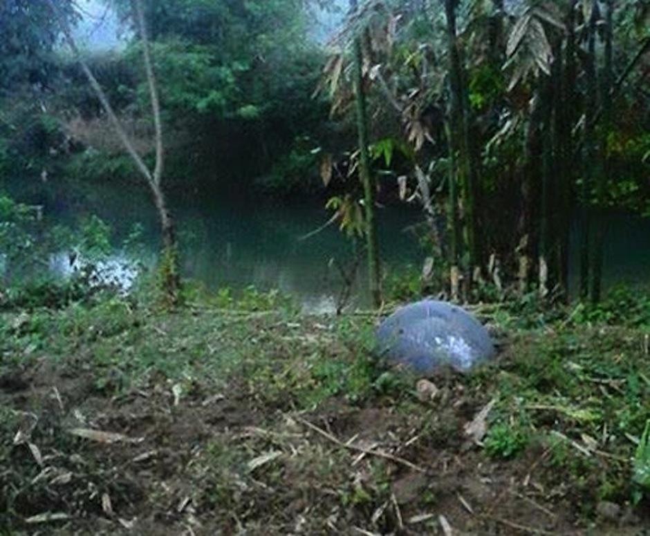 Los objetos fueron encontrados en distintas áreas en Yen bai ty Tuyen Quang. (Foto: Thanhniem)