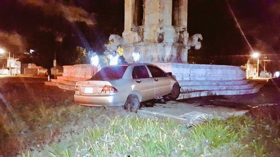 Este es el tercer accidente en menos de tres meses. (Foto: @jvelasquez340/Twitter)