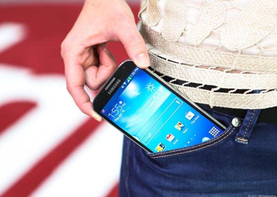 Evita introducir el dispositivo en tus bolsillos. (Foto: ideaseinventos.es)
