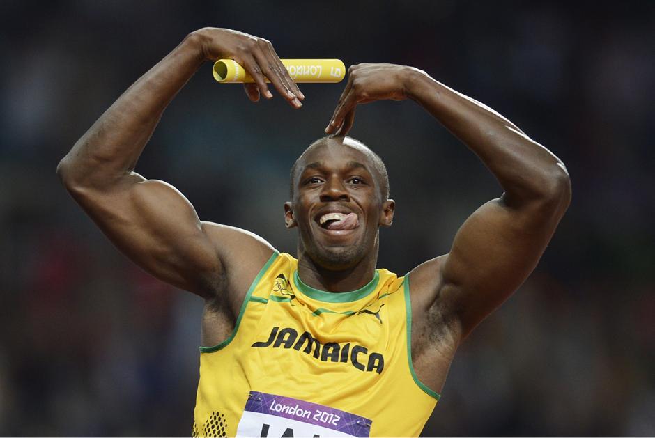 Usain Bolt nominado al mejor atleta del año