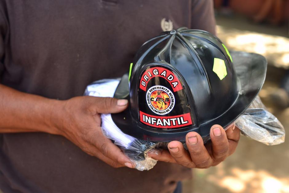 El menor quería ser bombero.. (Foto: Jesús Alfonso/Soy502)