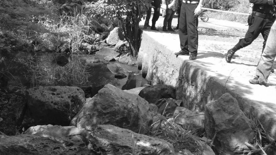 Localizan cuatro cadáveres en la aldea Julunichapa, Ipala en Chiquimula.  (Foto: Bomberos Municipales Departamentales)