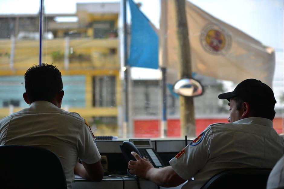 El Ministerio Público confirmó la captura del excomandante de los Bomberos Voluntarios. (Foto: Archivo/Soy502)