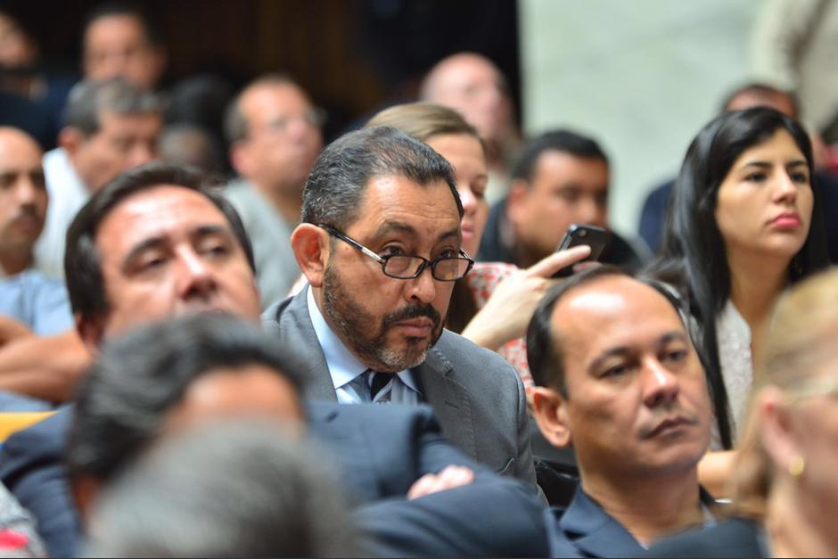 En el audio hablan de Mauricio López Bonilla. (Foto: Archivo/Soy502)