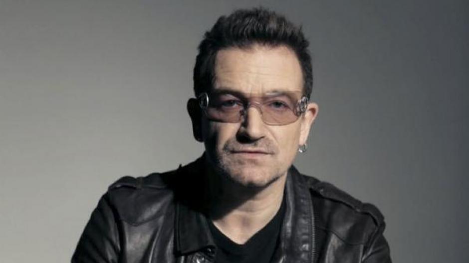 Bono, la voz líder de la banda U2 se encontraba a pocas cuadras de donde sucedió el atentado en Niza. (Foto: www.infobae.com)