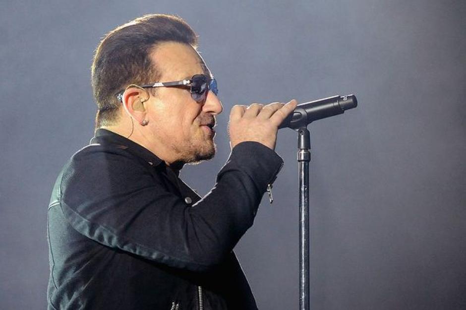 El líder de U2 se encontraba a pocas cuadras de donde ocurrió el atentado en Niza, Francia. (Foto: www.mirror.co.uk)