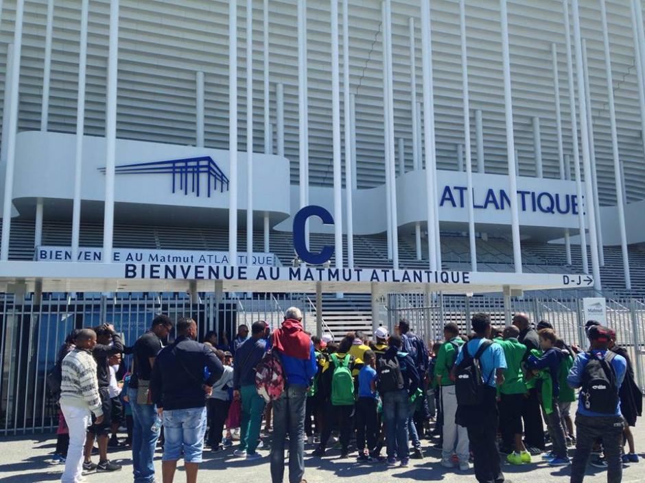 El estadio está situado en la ciudad de Burdeos. (Foto: Facebook/Stade Bordeaux)