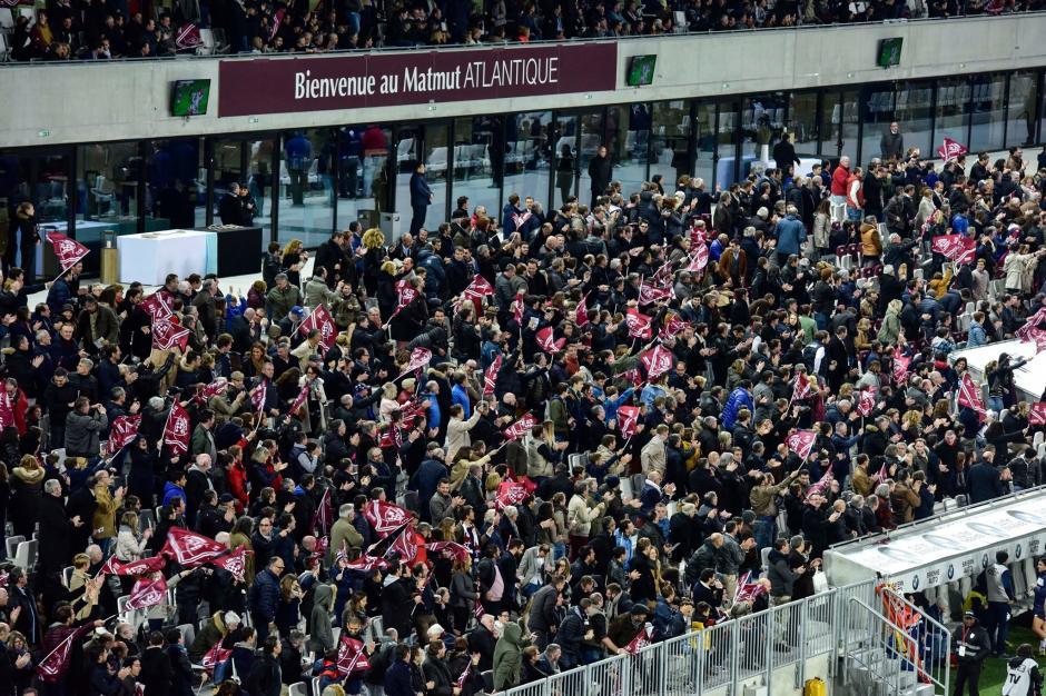 El estadio tiene capacidad para recibir a 42 mil 100 aficionados. (Foto: Facebook/Stade Bordeaux)