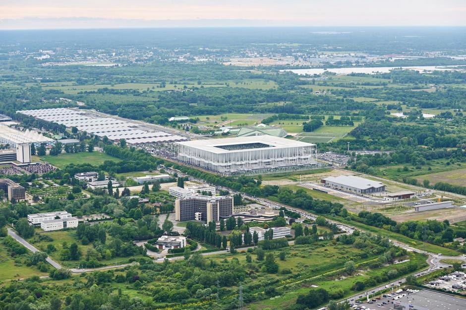 Su construcción fue completada en 26 meses. (Foto: Facebook/Stade Bordeaux)