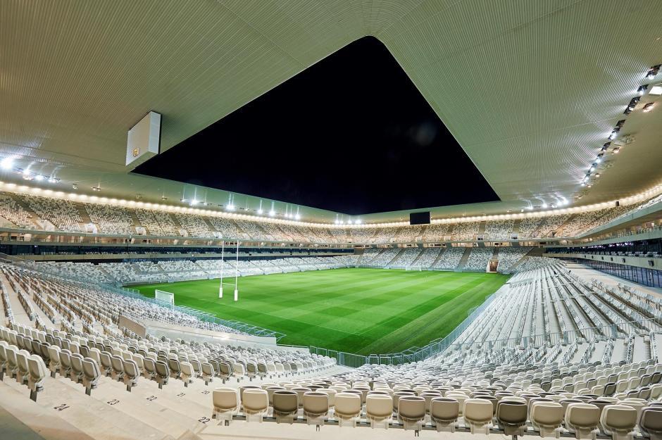 El nuevo estadio reemplaza al Stade Chaban-Delmas. (Foto: Facebook/Stade Bordeaux)