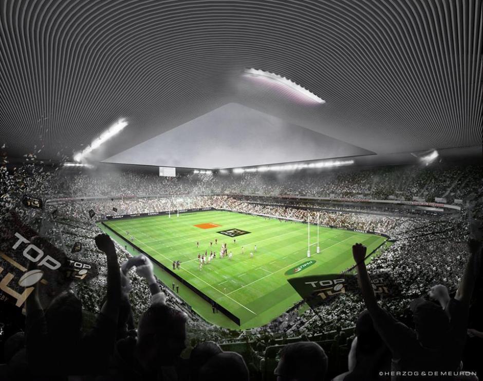 Cuatro partidos de la fase de grupos serán disputados en este estadio. (Foto: Facebook/Stade Bordeaux)