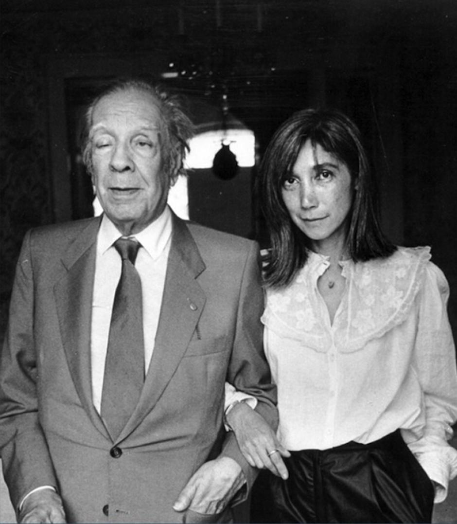 Ambos se casaron meses antes de la muerte del escritor. (Foto: cadaverdetinta.blogspot.com)