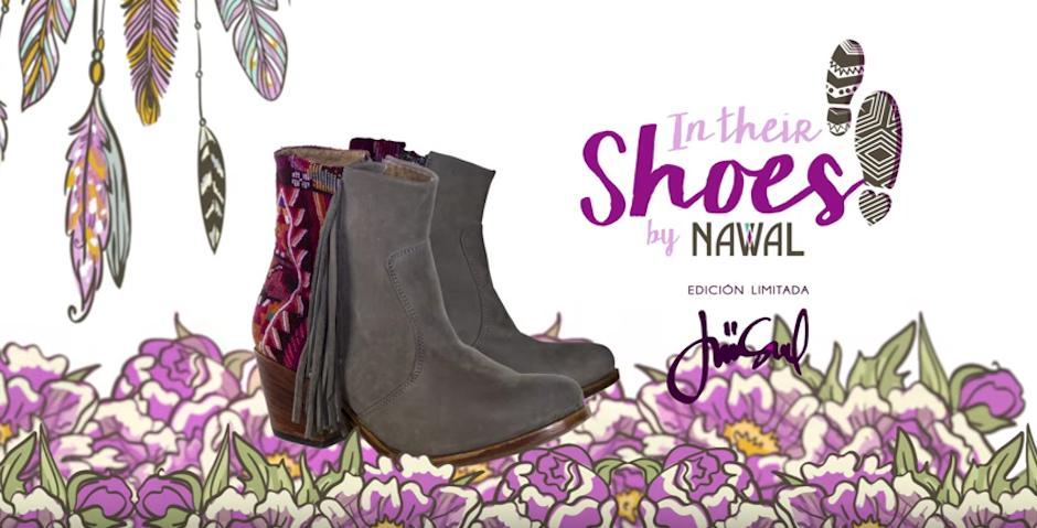 La moda y la educación se unen en un hermoso proyecto. (Foto: Nawal Boots)