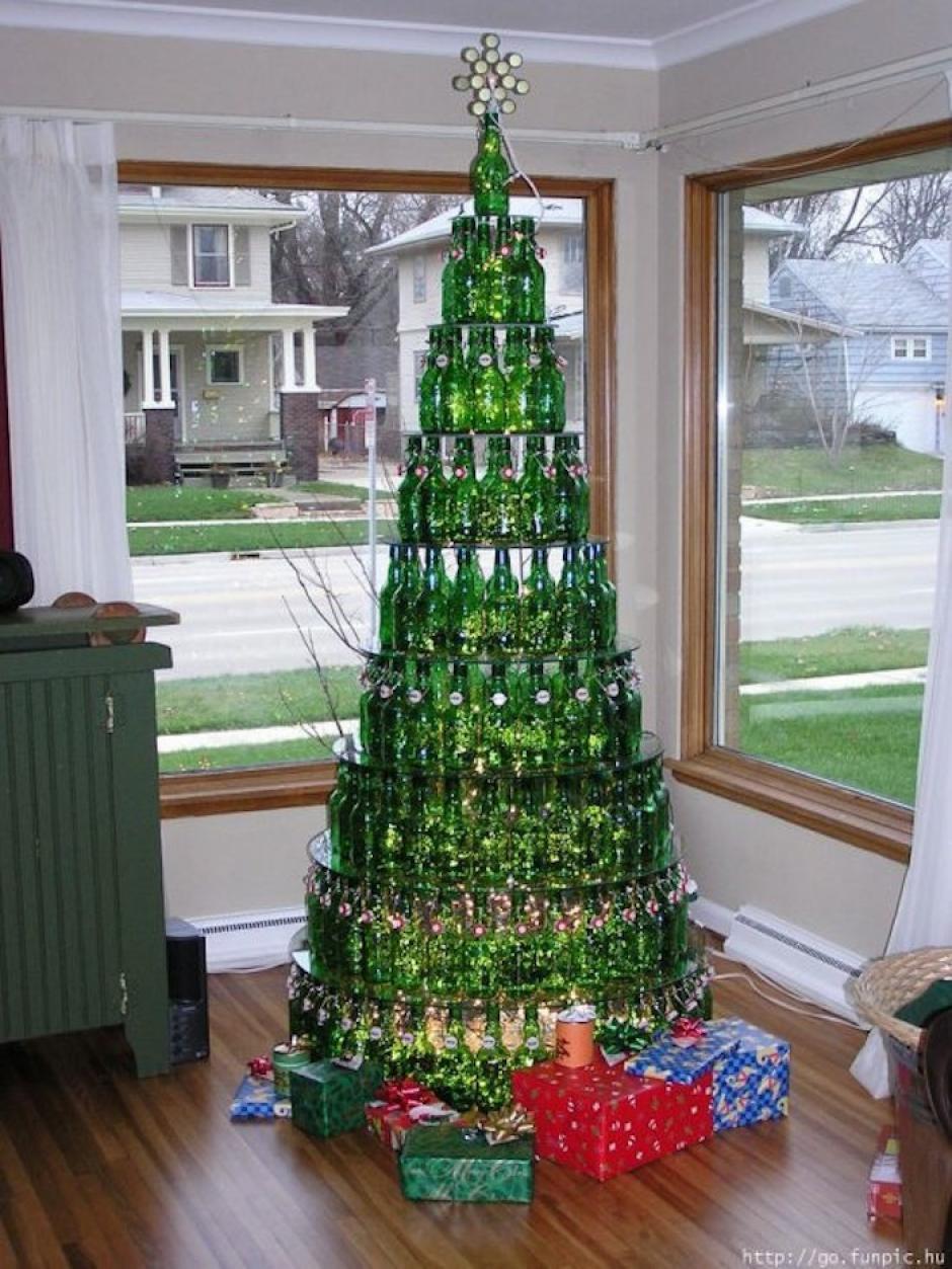 Si tienes todas las botellas de las fiestas del año, esta opción es para tí. (Foto: Funpic)