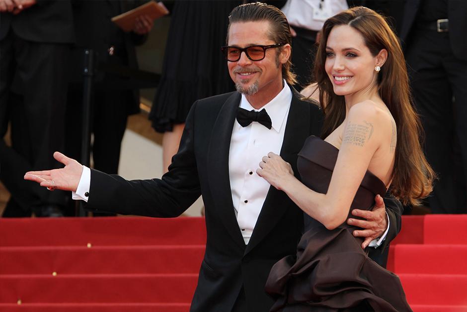 Tras meses de rumores que anunciaban la ruptura, el matrimonio entre Angelina y Brad Pitt, ha llegado a su fin. (Foto: Archivo)