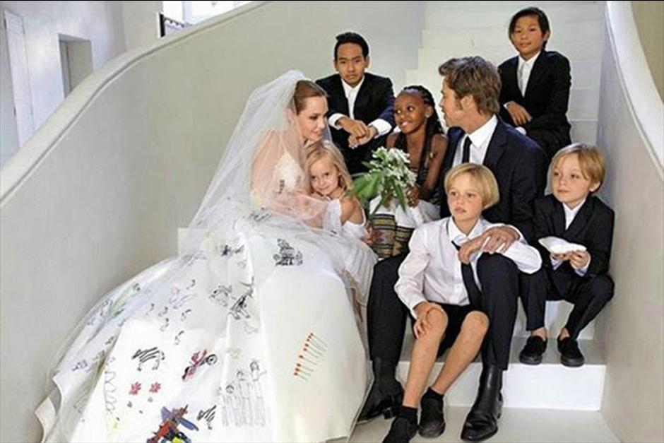 Brad y Angelina comenzaron su romance en el año 2004 y se casaron en agosto del 2014. (Foto: Archivo)