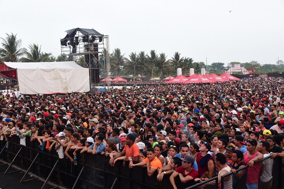 El Summer Fest arrancó a las 16 horas. (Foto: Abner Salguero/Nuestro Diario)