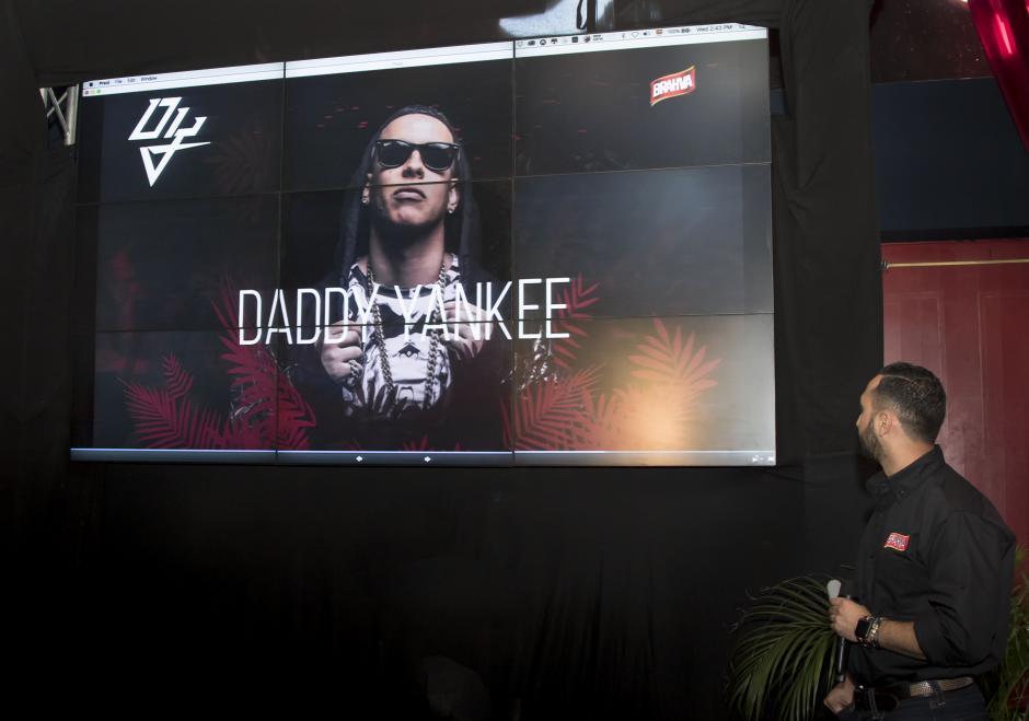 Daddy Yankee es uno de los artistas más esperados para el Summer Fest 2016. (Foto: Eddie Lara/Soy502)