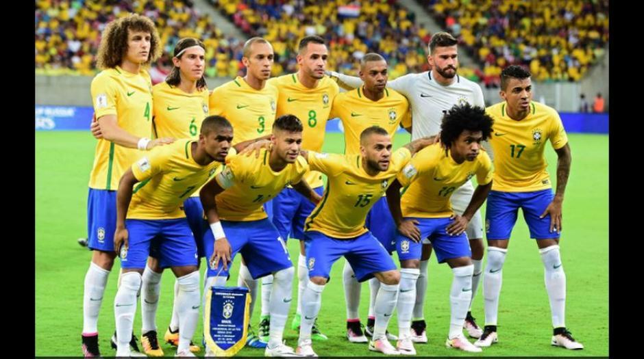 Brasil ha ganado ocho títulos continentales, actualmente ocupa el puesto 7 en el ranking de la FIFA. (Foto: El Comercio)