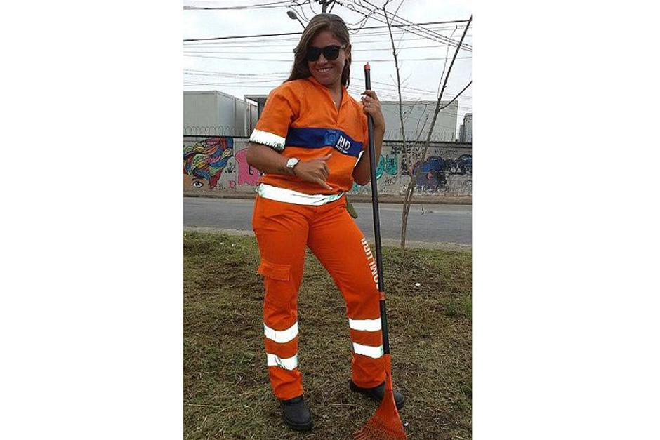 La brasileña se considera una persona normal a pesar de la fama que ha alcanzado. (Foto: dailymail.co.uk)