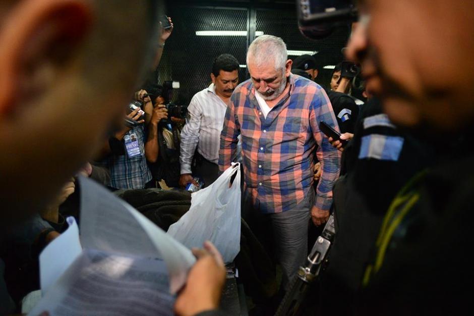 Brayan Jiménezestá acusado, según la orden de captura en su contra, de los delitos de criminalidad organizada y lavado de dinero. (Foto: Wilder López/Soy502)