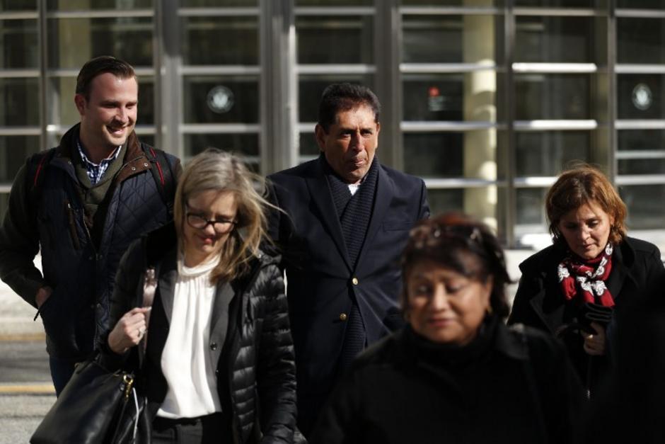 Jiménez y sus abogados aceptaron los cargos. (Foto: Archivo/Soy502)