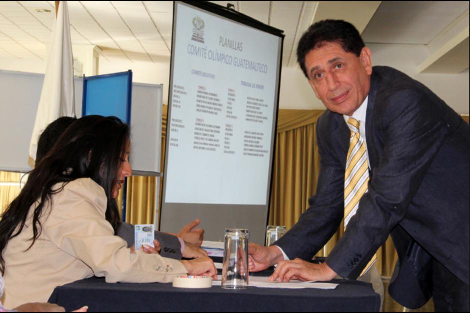 Jiménez ganó en dos ocasiones la presidencia de la Fedefutbol. (Foto: Archivo/Soy502)