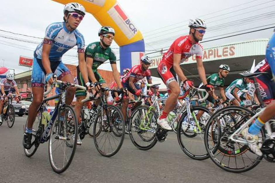 Brayan Ríos fue el mejor seleccionado guatemalteco en la Vuelta a Costa Rica
