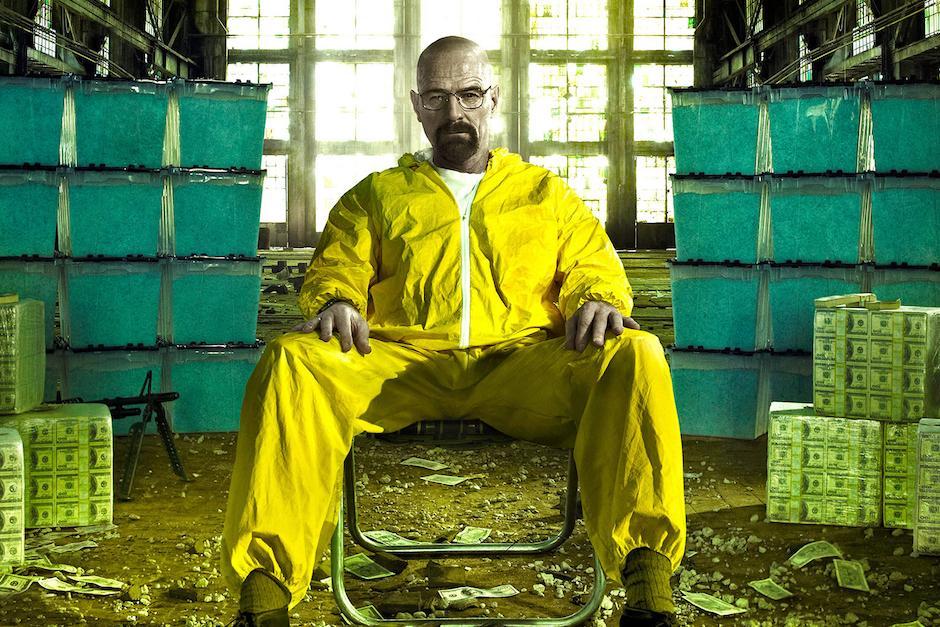 """Bryan Cranston hizo a Walter White en la popular serie de """"Breaking Bad"""". (Foto: goliath.com)"""