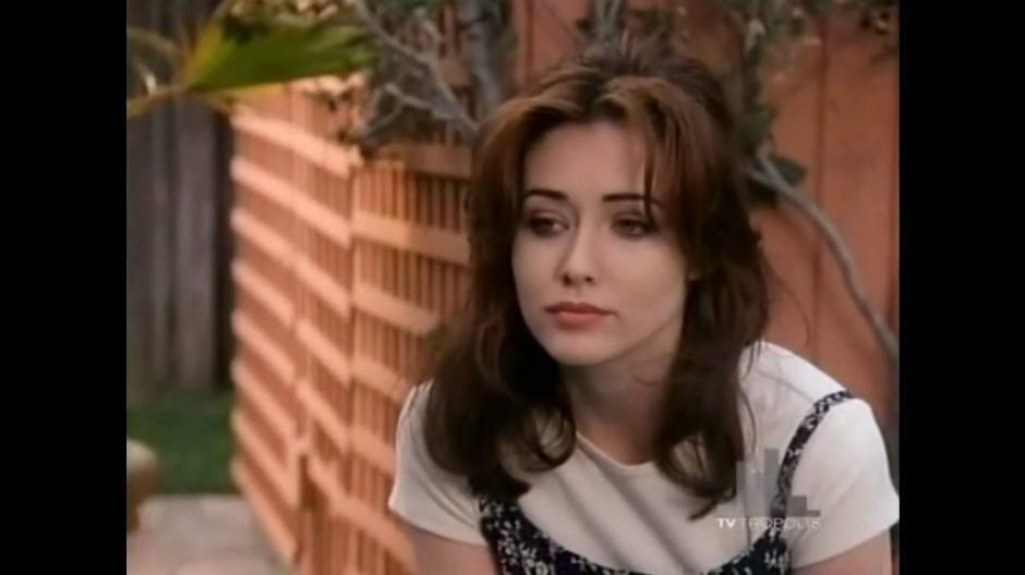 Doherty se dio a conocer en la serie Beverly Hills 90210. (Imagen: Captura de YouTube)