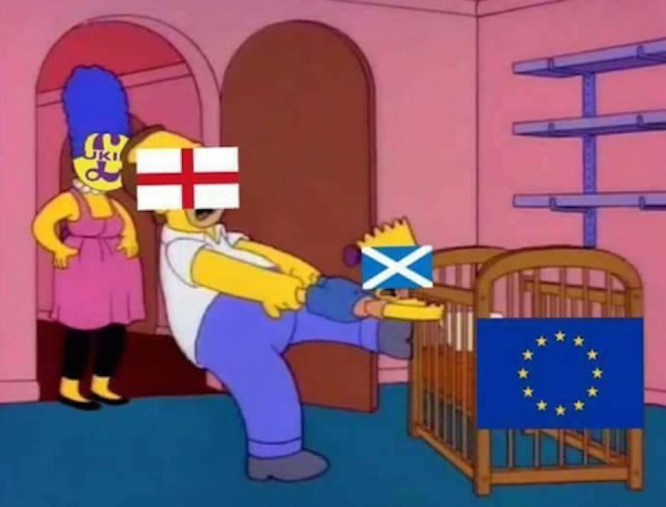 Las comparaciones con Los Simpsons no pudieron faltar. (Imagen: sopitas.com)