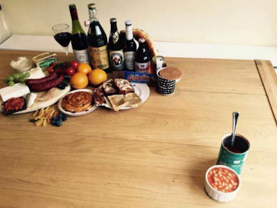 Algunos hacen referencia a lo que el Reino Unido dejará de lado. (Imagen: sopitas.com)