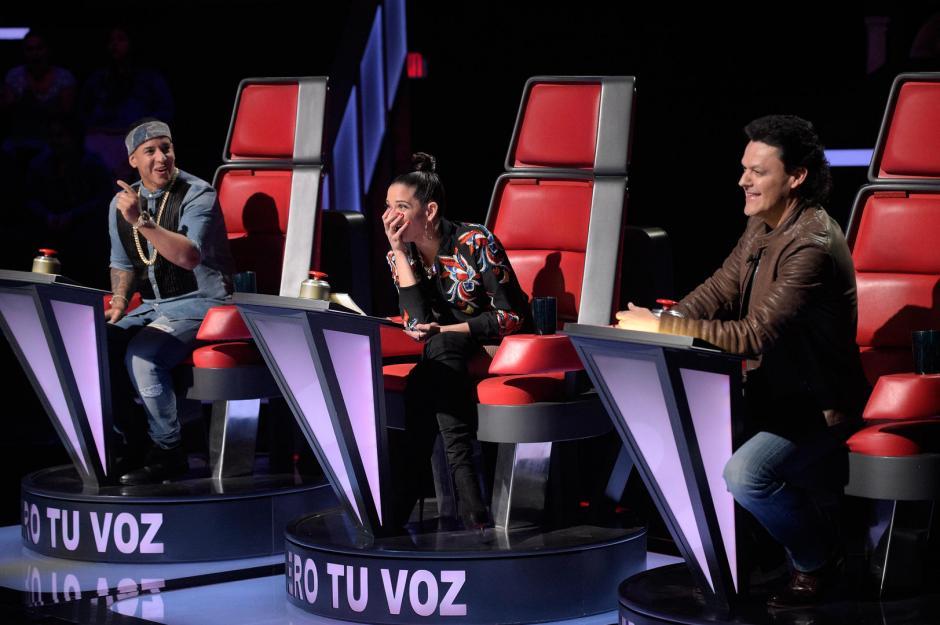 """Los jueces se emocionaron con el talento del """"Rancherito de oro"""". (Foto: Telemundo)"""
