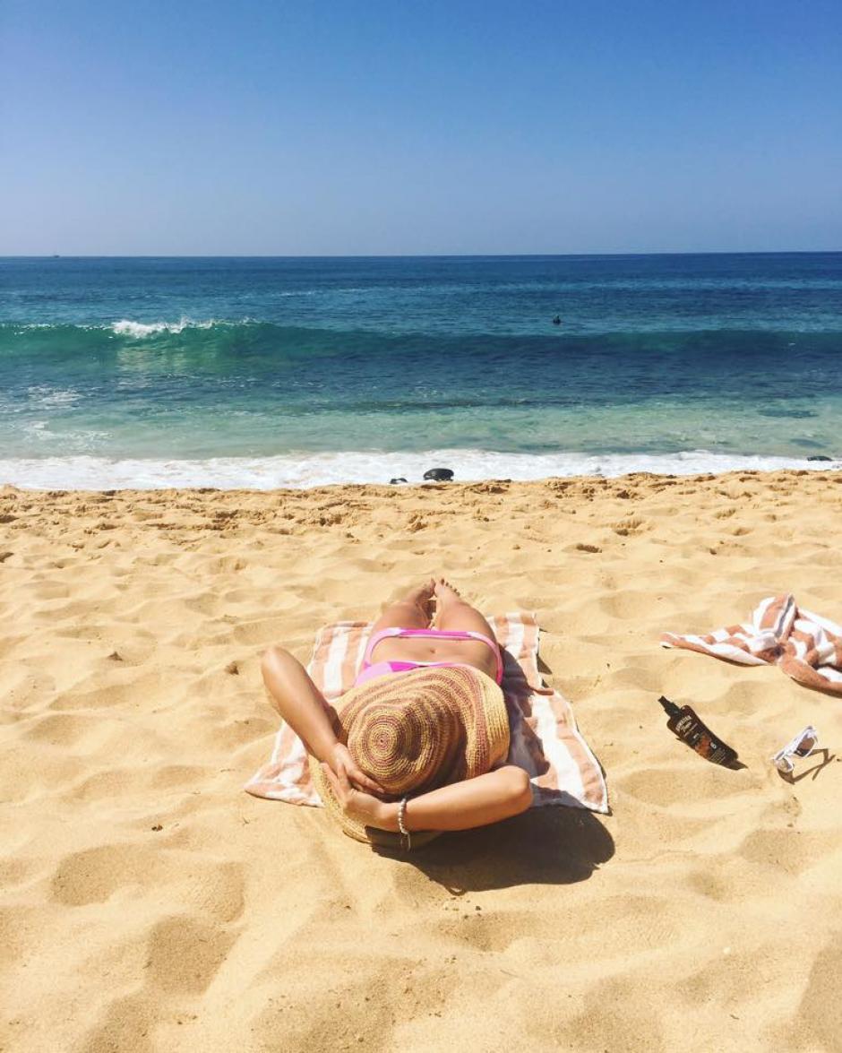 Spears presume sus curvas cada vez que puede en sus redes sociales. (Foto: Facebook/Britney Spears)
