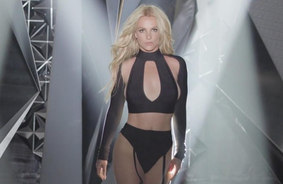 Britney Spears sigue mostrando su lado más sexy. (Foto: Captura de YouTube)