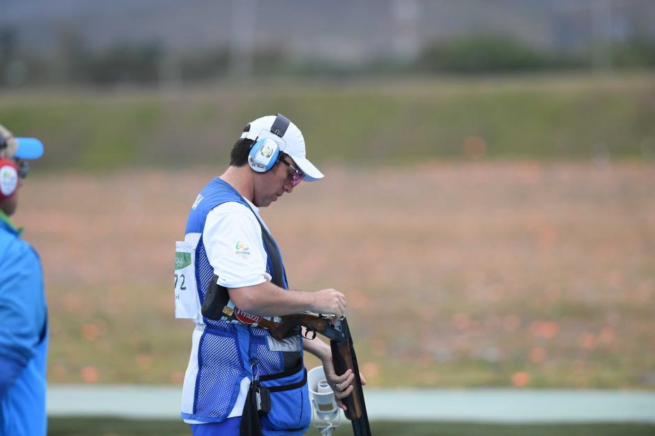 Hebert mejoró en el cierre de la prueba, pero no le alcanzó para acercarse a los punteros. (Foto: Aldo Martínez/Enviado de Nuestro Diario)