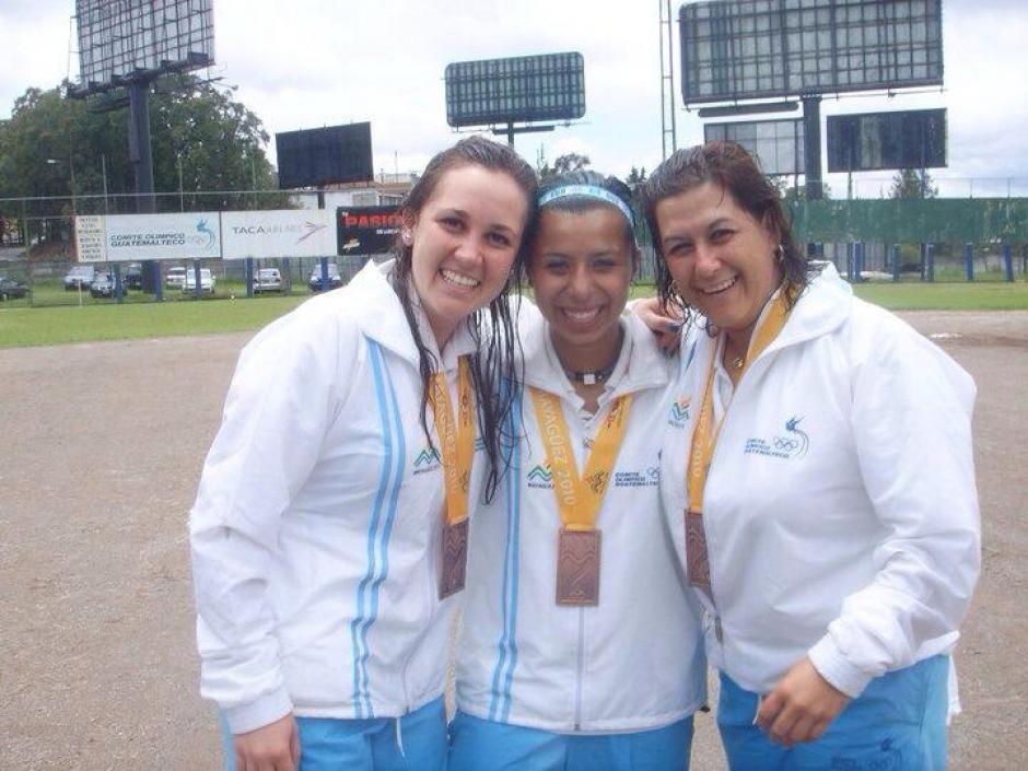 Patty Godoy ganó medalla con la Selección en los Juegos Centroamericanos y de Caribe de Mayaguez, Puerto Rico. (Foto: Asosoft)