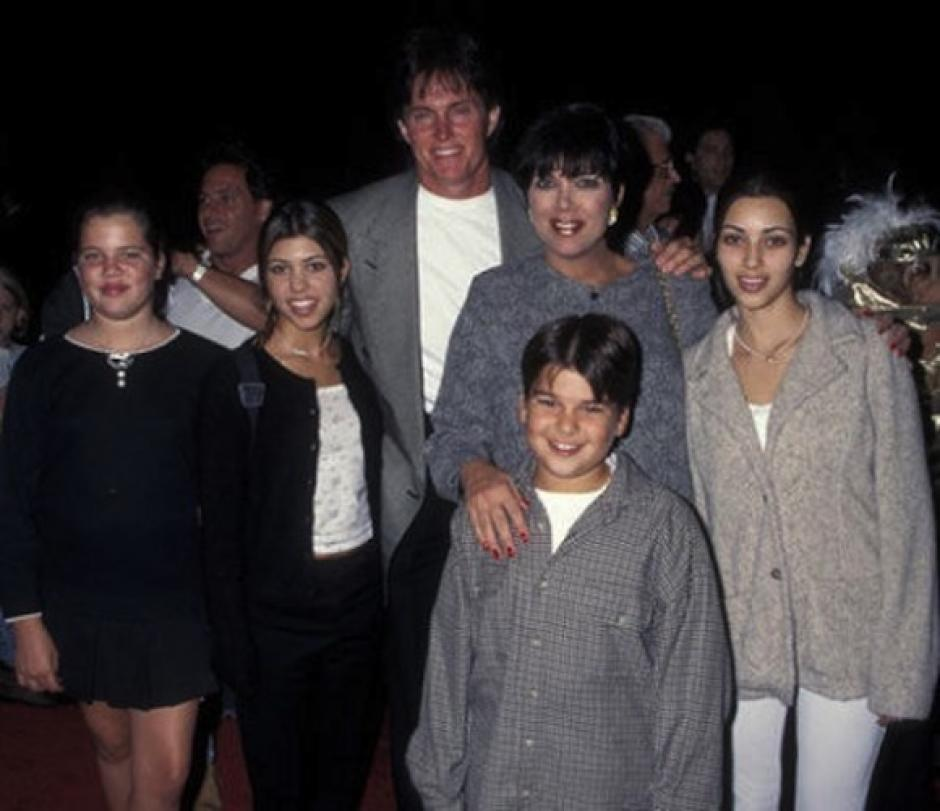 Así era la familia previo a su famoso Reality Show. (Foto: EHAds)
