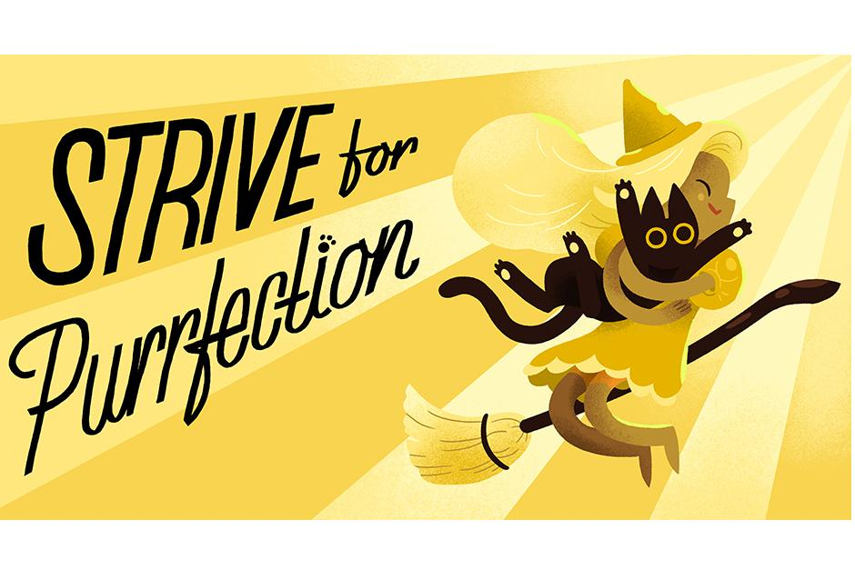 La simpática bruja amarilla te ayudará a recolectar caramelos.(Foto: Google)