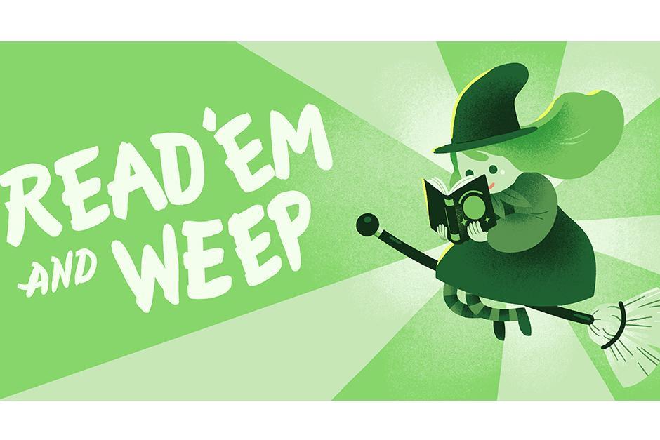 La bruja verde es la indicada para superar el juego interactivo de Google. (Foto: Google)