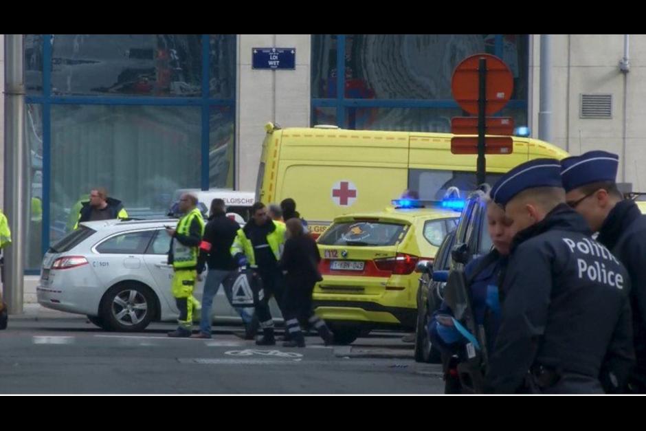 Tres terroristas participaron en el atentado de Bruselas. Todos murieron ese día. (Foto: Archivo)